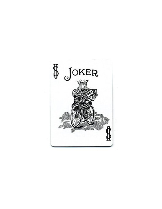 Baraja bicycle 52 jokers roja US Playing Card Co. Bicycle Poker 52 iguales Rojo
