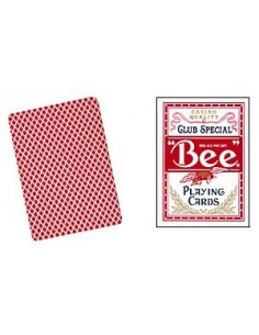 Baraja bee poker rojo US Playing Card Co. Póquer