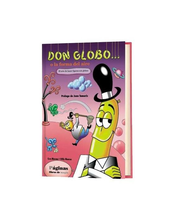 Don globo... o la forma del aire Páginas Libros