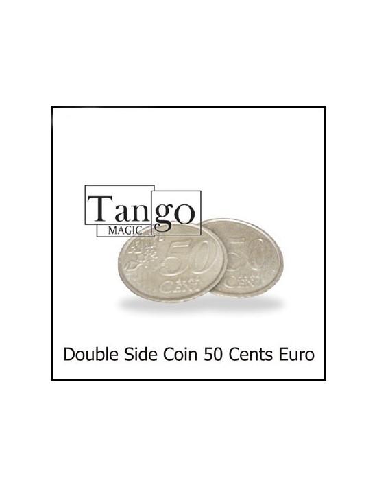 Moneda doble cara 50 cent € (cruz) (e0025b) Tango Magic Monedas y dinero