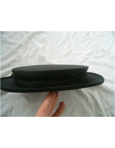 Chistera plegable negra Asdetrebol Magia Sombreros