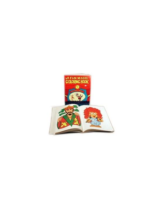 Coloring book fun magic Varios Principiantes