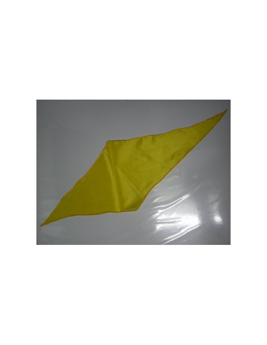 Pañuelo de seda rombo amarillo Varios Pañuelos Rombo