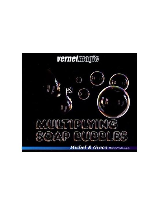 Multiplicación pompas de jabón vernet Vernet Magic Manipulación