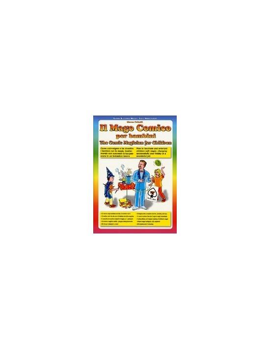 Magia cómica para niños en italiano VDF Magic Inglés