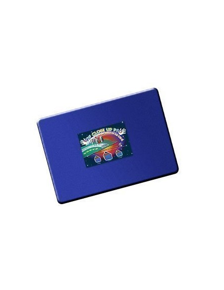 Tapete vdf profesional (58x40cm) azul VDF Magic Tapetes