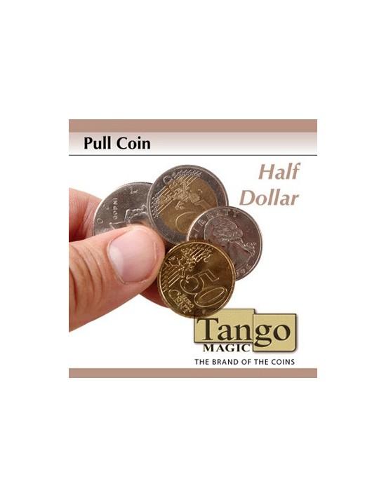 Moneda pull medio dólar Tango Magic Monedas y dinero