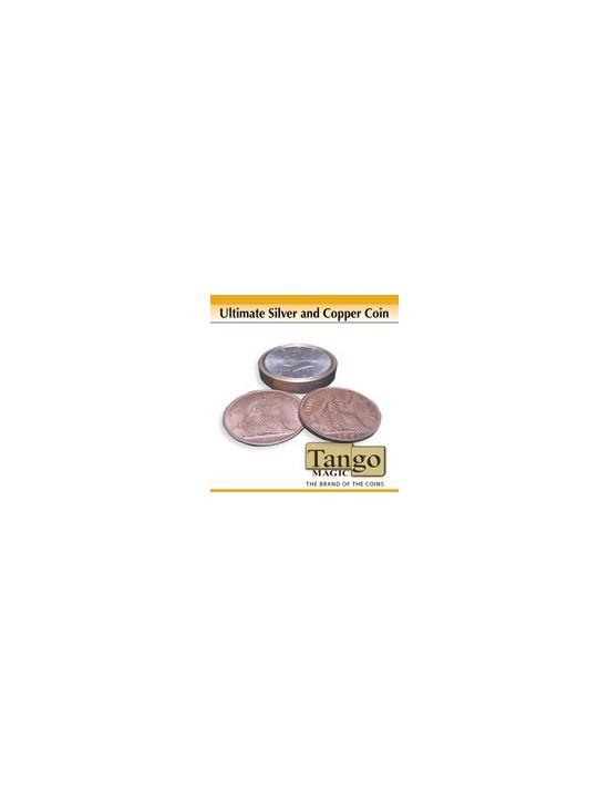 Último plata y cobre (dólar) Tango Magic Monedas y dinero