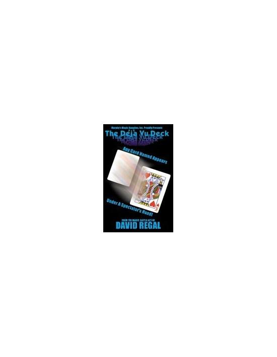Deja vu deck - david regal David Regal Juegos