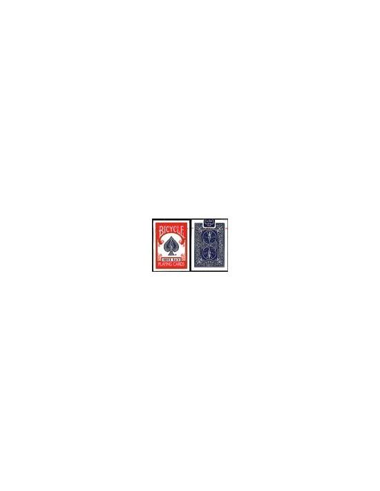 Baraja bicycle 26 y 26 iguales (rojo) US Playing Card Co. Otras Cartas Repetidas