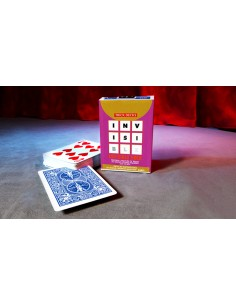 Baraja bicycle invisible (azul) US Playing Card Co. Otras Barajas Especiales