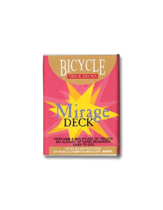 Baraja bicycle milagro (azul) US Playing Card Co. Otras Barajas Especiales