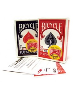 Baraja bicycle radio svengali de fabrica rojo US Playing Card Co. Otras Barajas Especiales