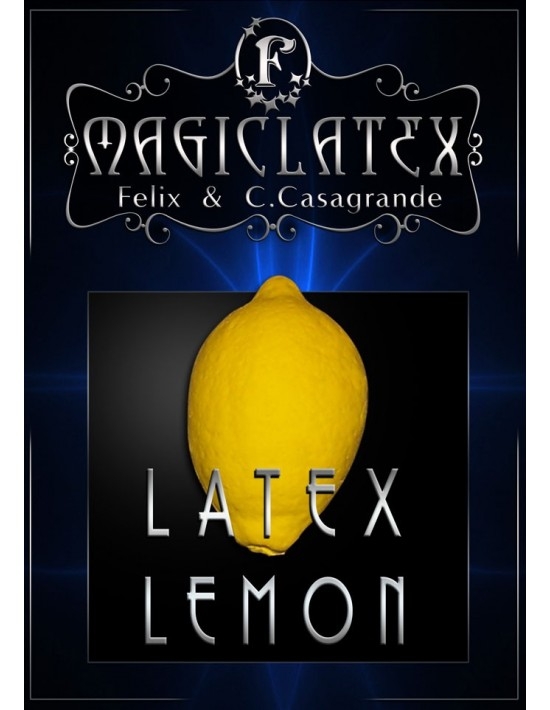 Limón de látex Magic Látex Látex