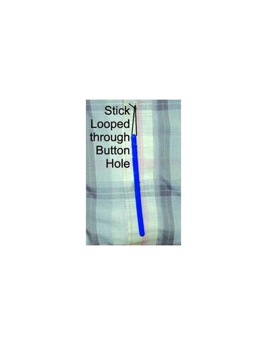 Loop en el ojal de la camisa Uday Juegos Varios