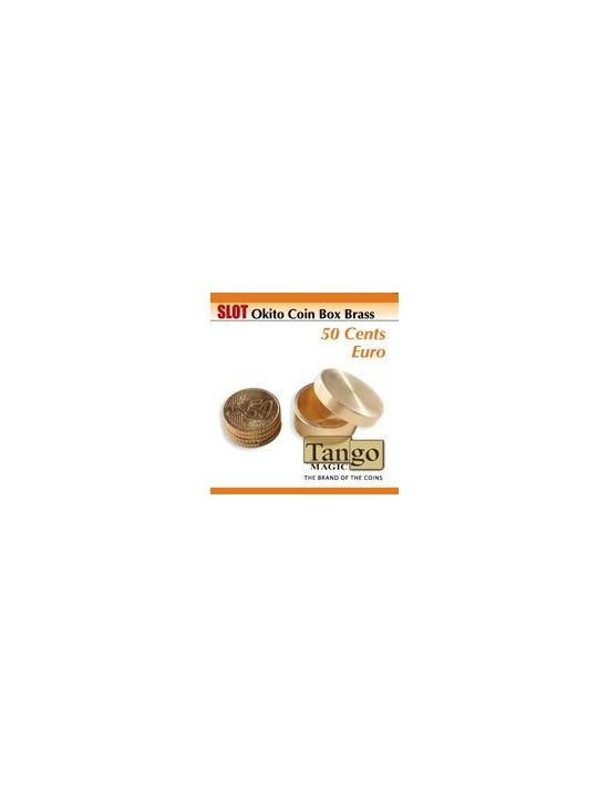 Caja okito bronce 50 cent € (slot) Tango Magic Monedas y dinero
