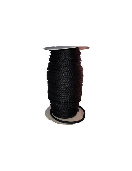 Cuerda para magia gruesa negra (8 mm) Asdetrebol Magia Cuerdas