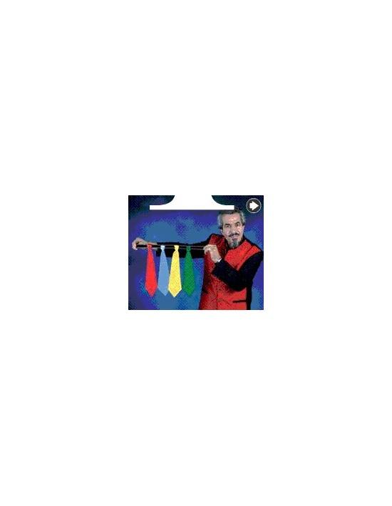 Qué color de corbata elegirias Tora Magic Pequeñas
