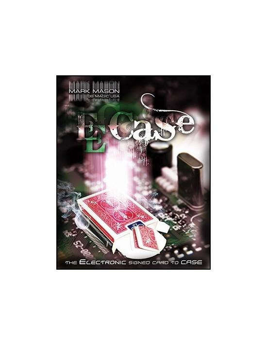 E-case por mark mason y jb magic - dvd Asdetrebol Magia Juegos