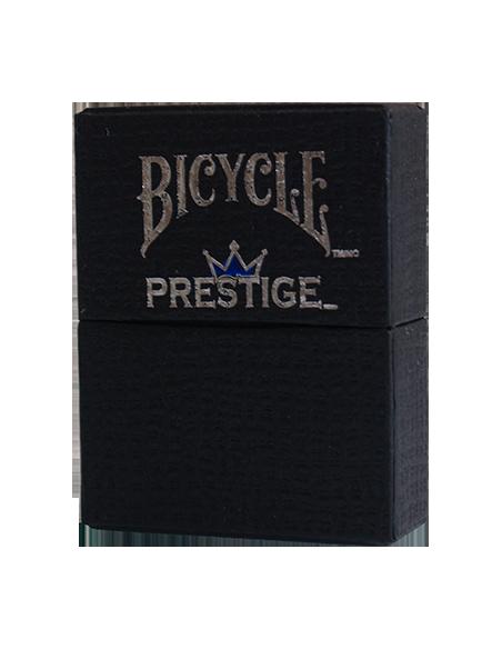 Baraja bicycle prestige plástica (dura-flex) dorso azul US Playing Card Co. Baraja plástica