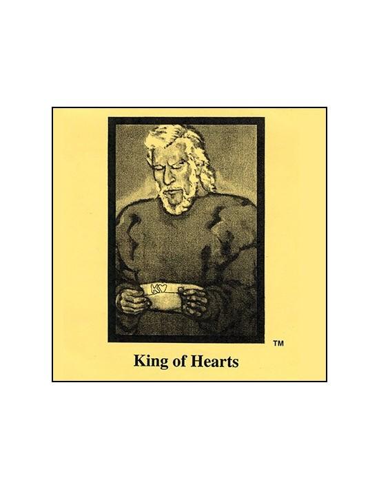 Wiregram rey de corazones Asdetrebol Magia Juegos