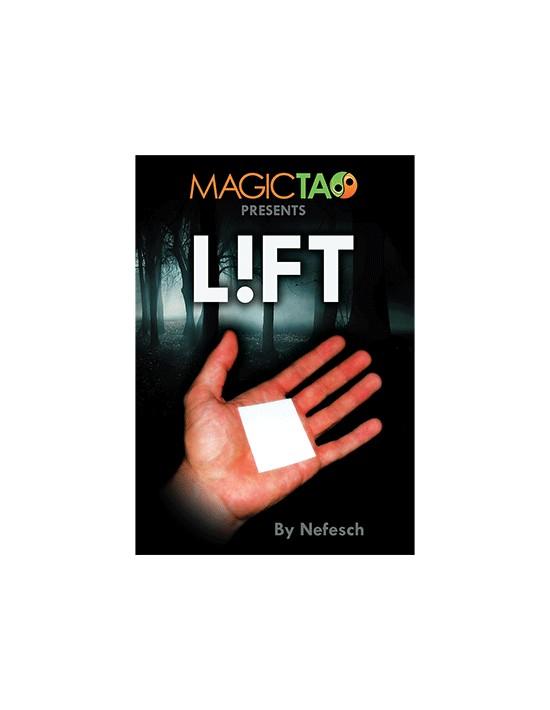 Lift por nefesch -dvd Asdetrebol Magia Inglés