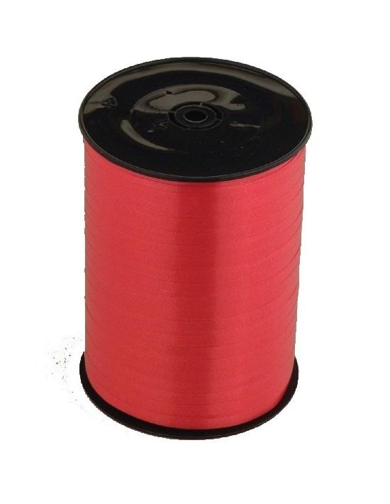Rollo de cinta para globos roja 500m Sempertex Cintas