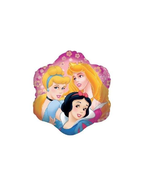 Globo foil princesas disney 45 cm Anagram Globos Foil sólidos