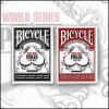 Baraja bicycle world series poker roja US Playing Card Co. Póquer