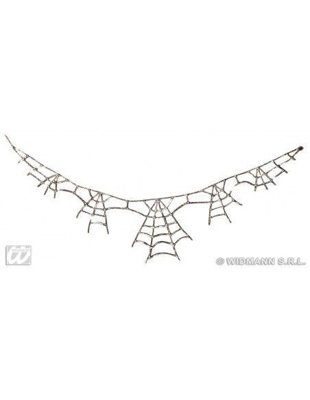 Gargantilla tela de araña Widmann Bisutería