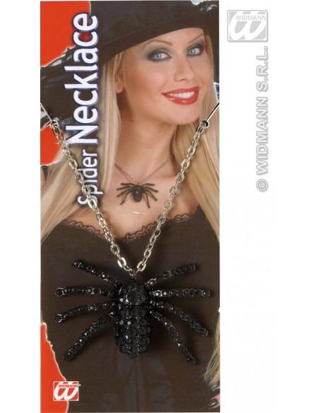 Collar con colgante de araña Widmann Bisutería
