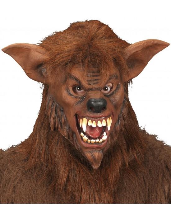 Máscara hombre lobo Widmann Máscaras y Caretas