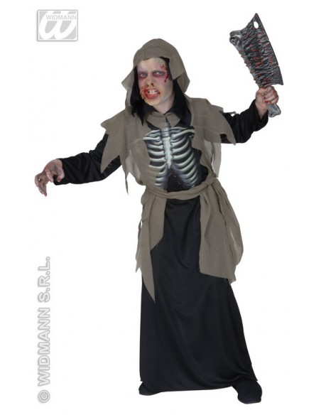 Disfraz zombie costillas talla 11-13 años Widmann Niño