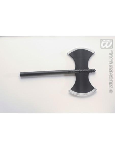 Hacha doble hoja 105 cm Widmann Armas