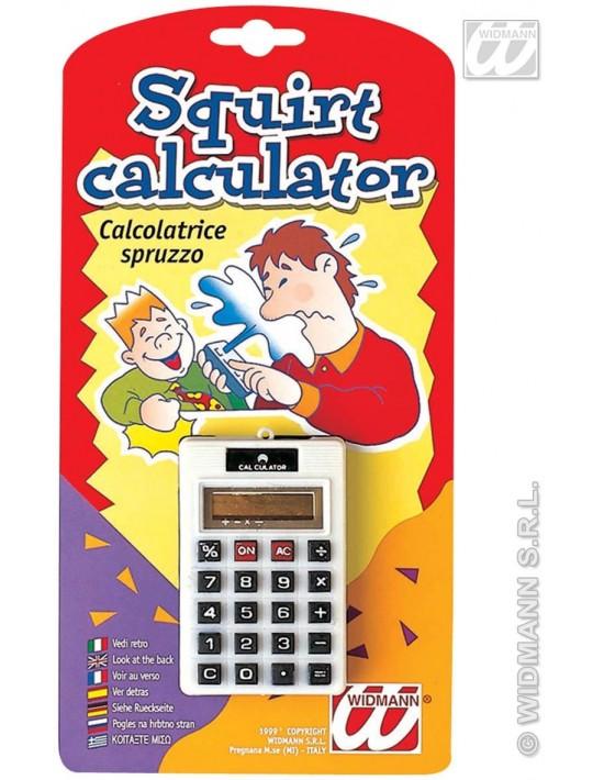 Calculadora con agua Widmann Bromas