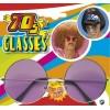 Gafas hippy años 70 Widmann Gafas