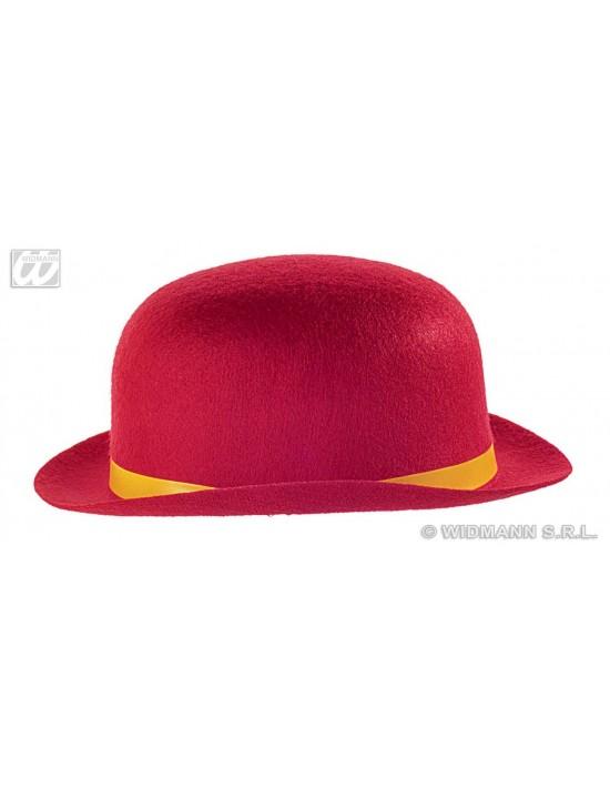 Sombrero de colores con lazo color rojo Widmann Sombreros