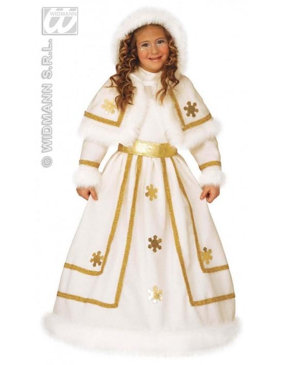 Disfraz de princesa de las nieves talla 3-4 años Widmann Disfraz infantil