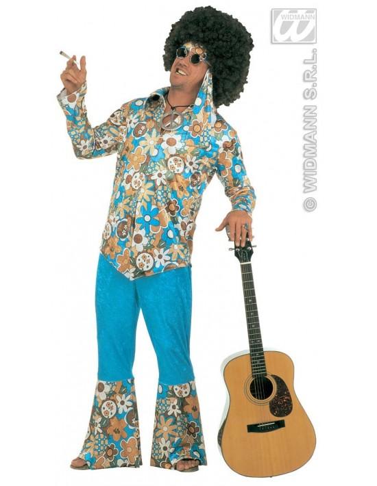Disfraz de hippie chico talla xl Widmann Para Hombre