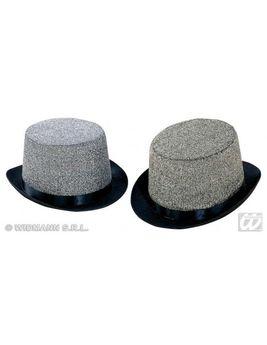 Sombrero elegante dorado Widmann Sombreros