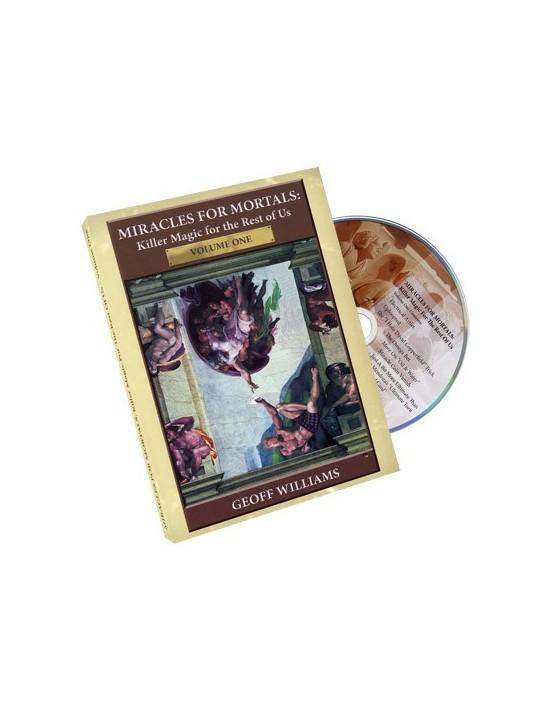 Milagros para mortales vol. 1 por geoff williams vísdeo download (descarga) Genérico Descargables