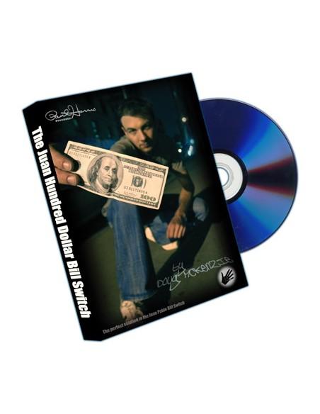 Juan hundred dollar bill switch (with hundy 500 bonus) por doug mckenzie vídeo download (descarga) Genérico Descargables