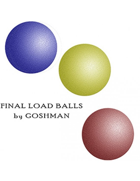 La última carga para bolas Asdetrebol Magia Gomaespuma