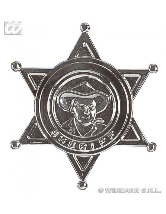 Placa de sheriff Widmann Bisutería