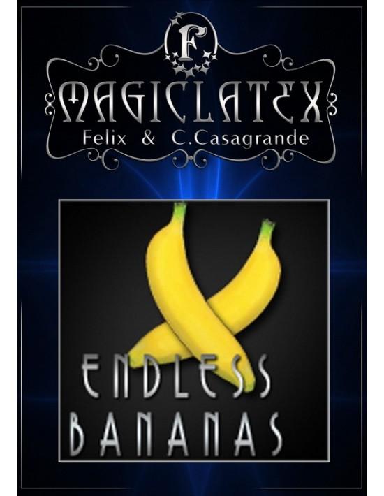 Plátanos inagotables (el par) Magic Látex Látex