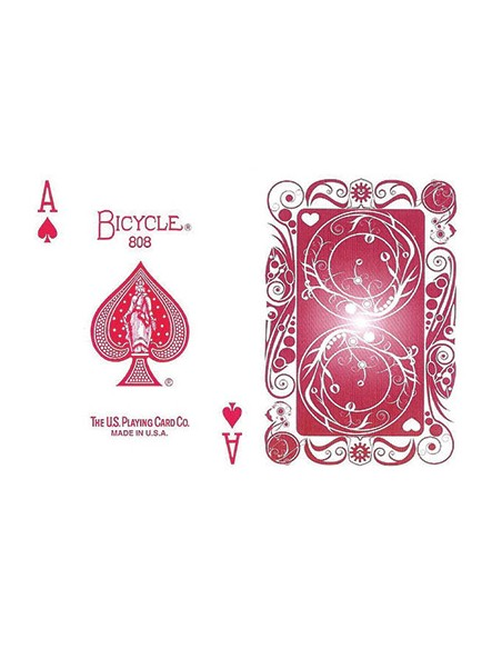 Baraja bicycle transducer (lava edition) US Playing Card Co. Póquer
