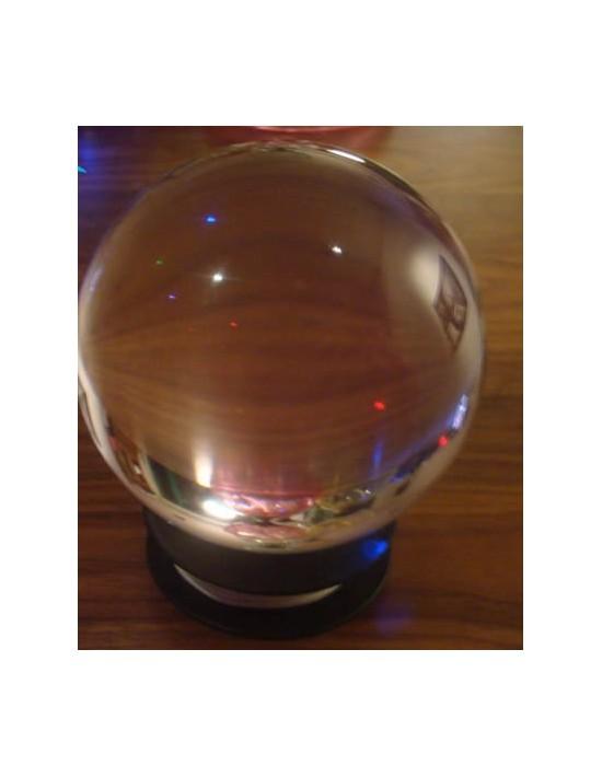 Bola de contact acrílica 76mm transparente As De Trebol Contact