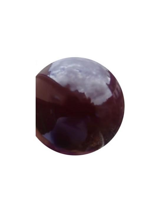 Bola de contact acrílica violeta 76mm As De Trebol Contact