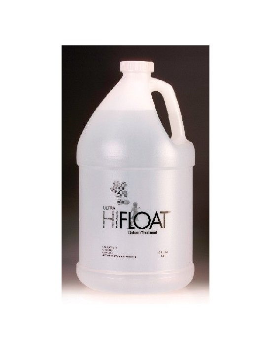 Botella hi-float 2780 ml Qualatex Liquidos para globos