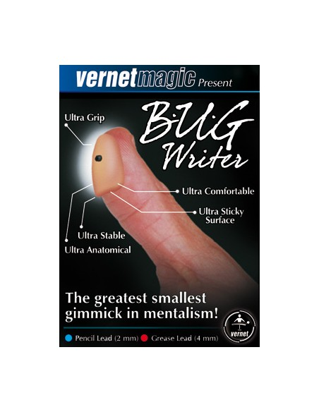 Uñil bug writer (grease lead 4 mm) de vernet Vernet Magic Mentalismo